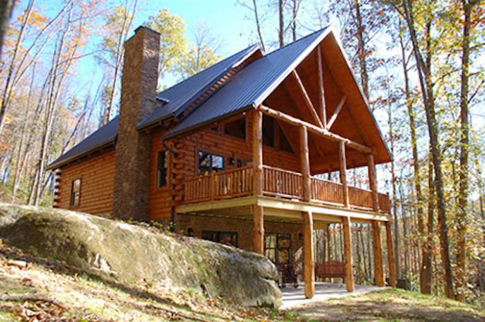 7. The Woodbury Cabin (Warsaw)