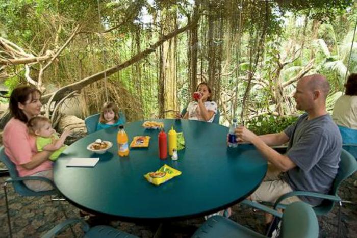 Durham Treetops Restaurant, Henry Doorly Zoo, Omaha