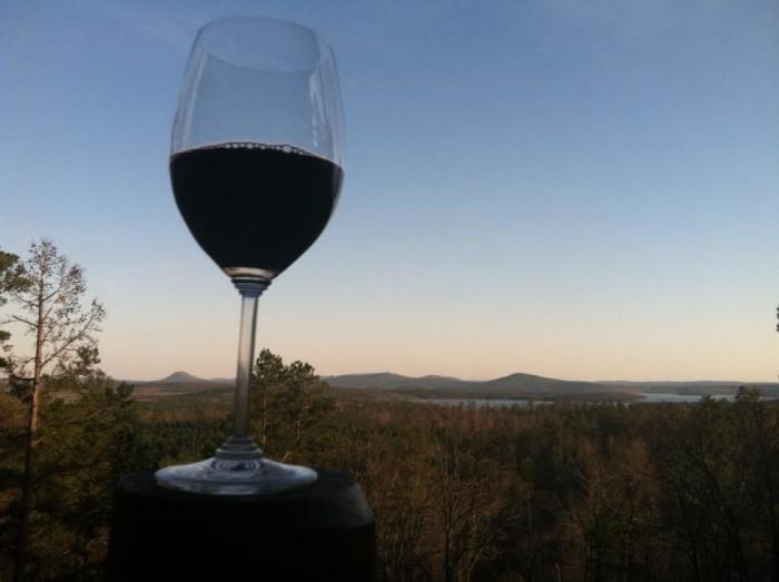 5. An Enchanting Evening Winery