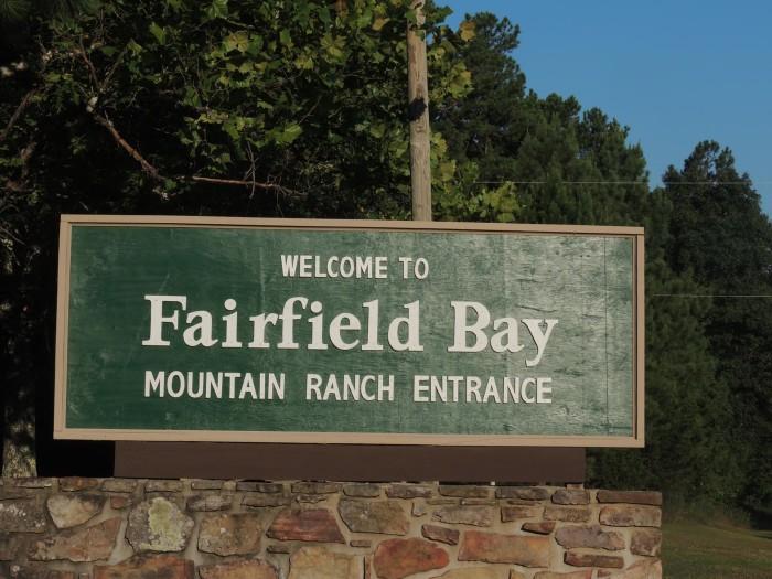 1. Fairfield Bay