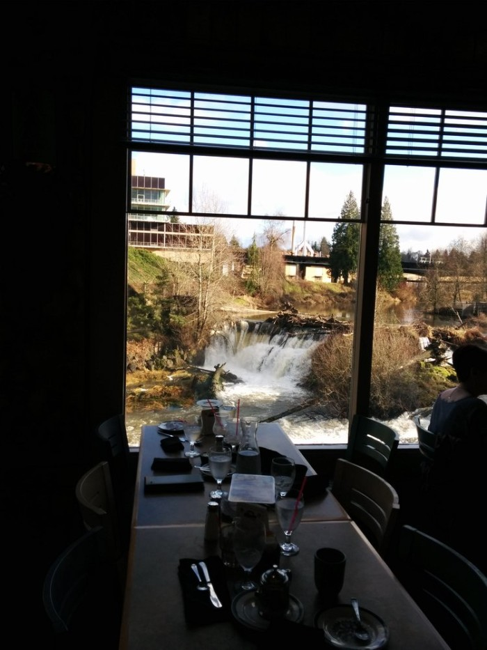 3.  Falls Terrace Restaurant, Tumwater