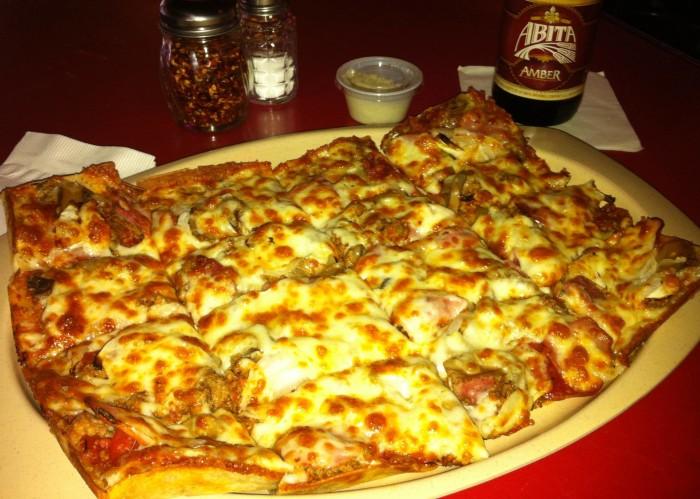 8) Fleur De Lis Pizza, Baton Rouge
