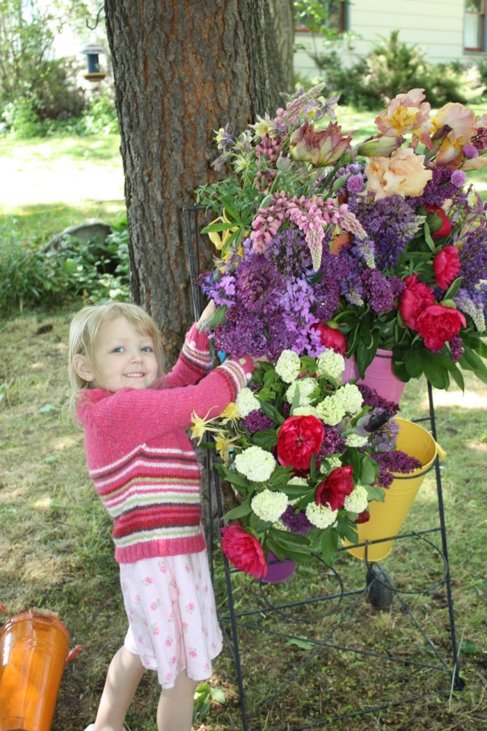 Wednesday: Pick out a beautiful bouquet of flowers for yourself or someone special in Pullman