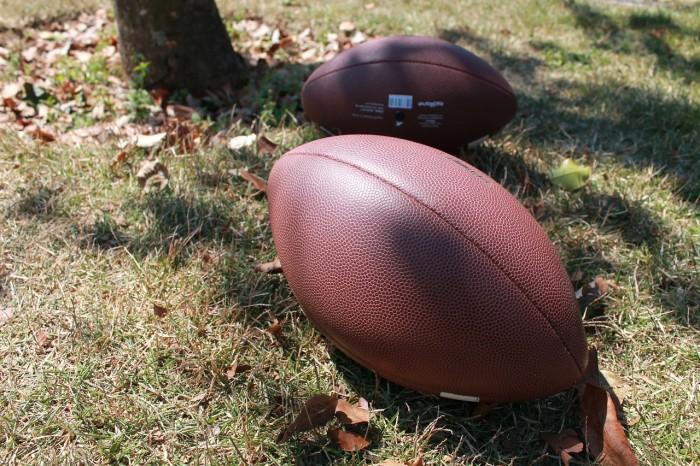 2. Footballs, Footballs Everywhere
