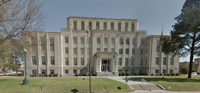 16. Judge Issac C. Parker Federal Buidling