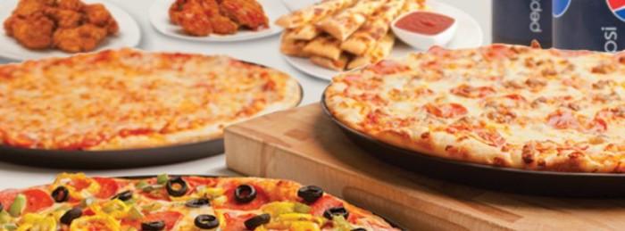 9. Gino's Pizza & Spaghetti House