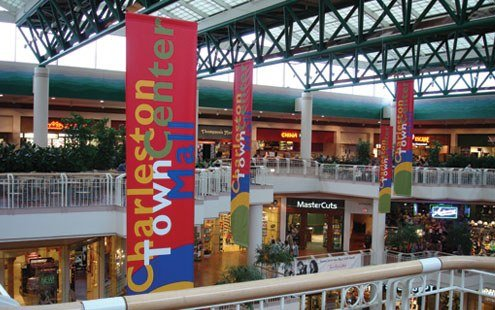 8. Go shopping at the mall.