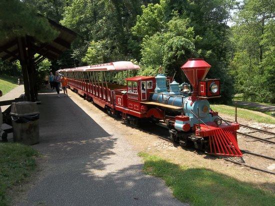 7. The Good Zoo at Oglebay Resort in Wheeling
