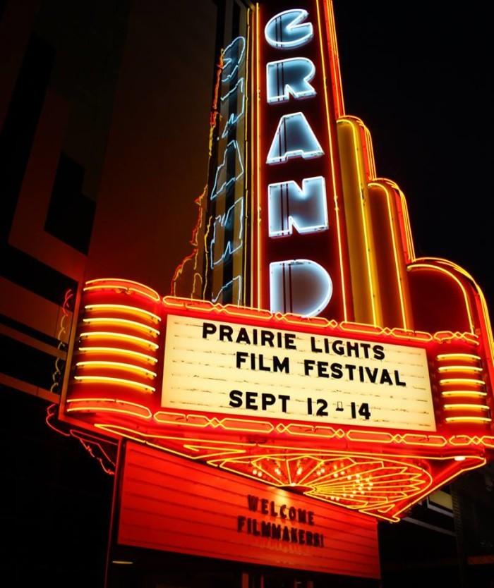 Catch a movie at any of Nebraska's fine theaters.