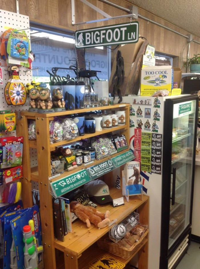 6. Greenwater General Store, Enumclaw