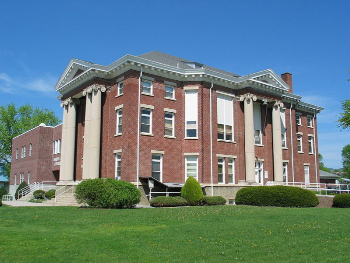 Category:County courthouses in West Virginia