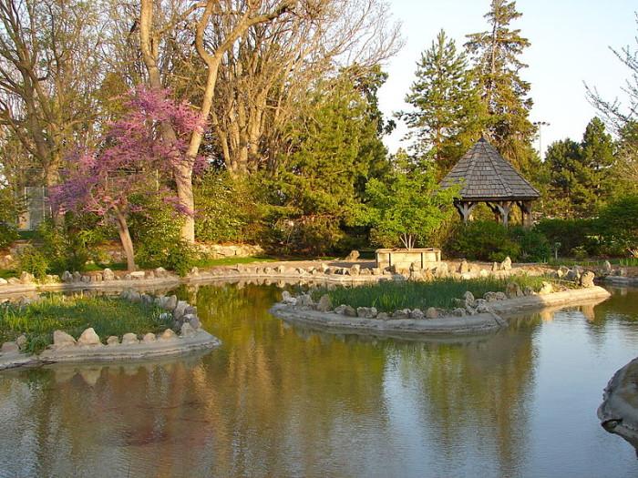 Harmon Park, Kearney