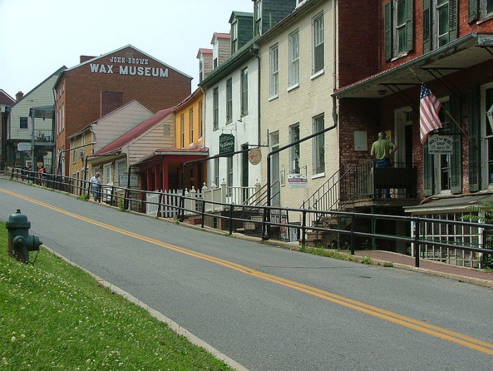 1. Harpers Ferry