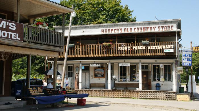 1. Harper's Old Country Store in Seneca Rocks