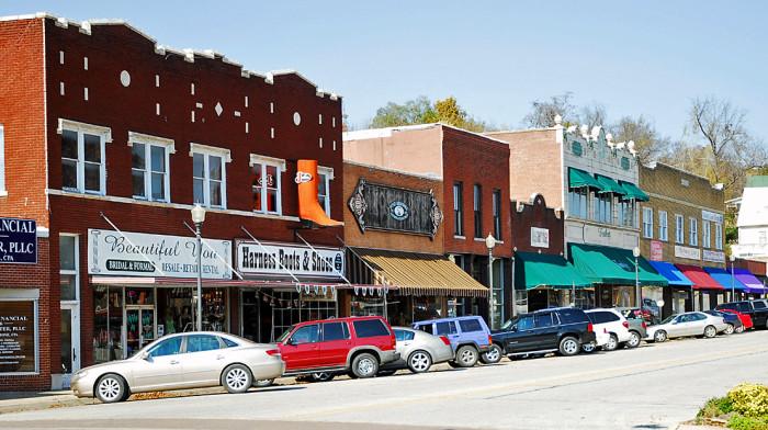 5. Harrison, Arkansas