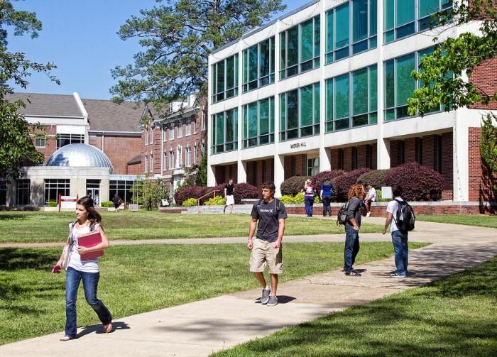 7. Henderson State University