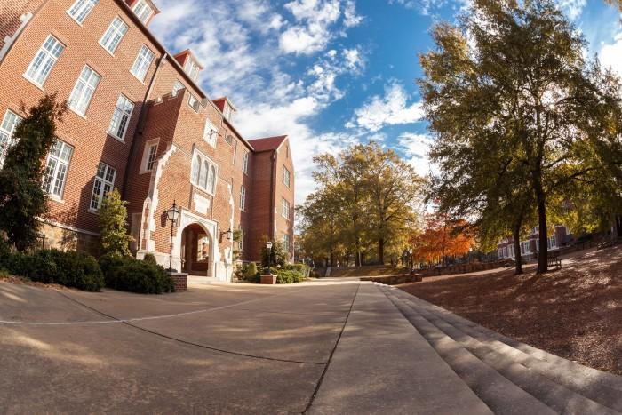3. Hendrix College