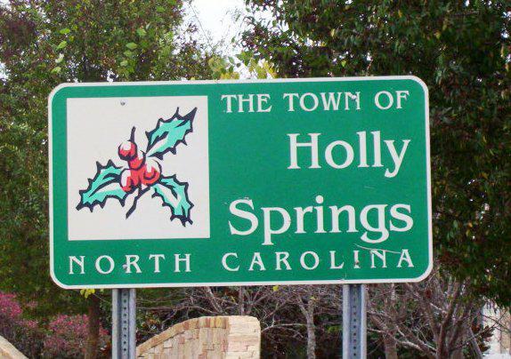 5. Holly Springs