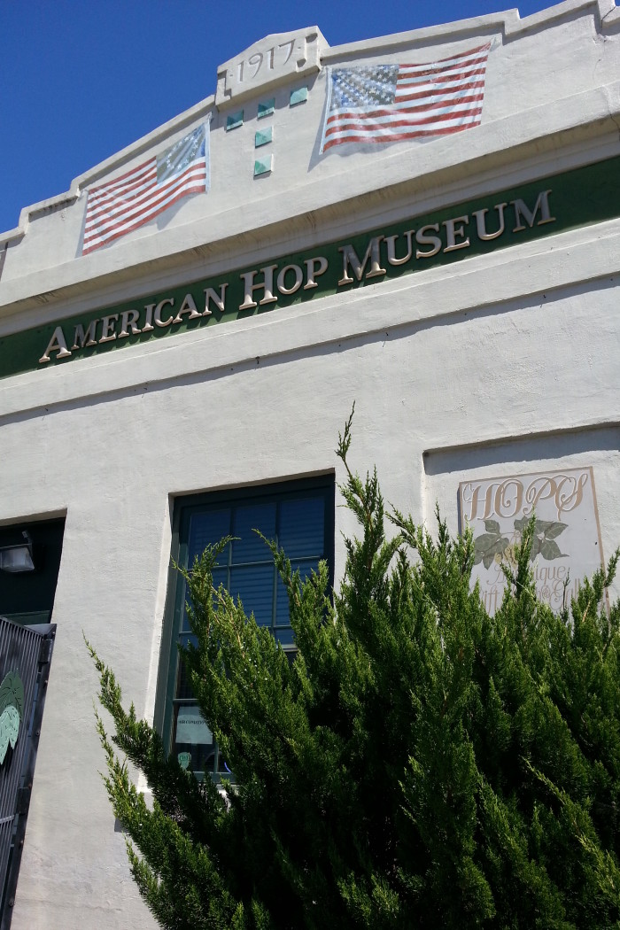 Tuesday: Learn something new at the American Hop Museum in Toppenish
