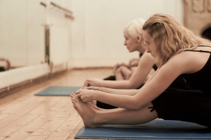 3. Or would you rather try Hot Yoga?