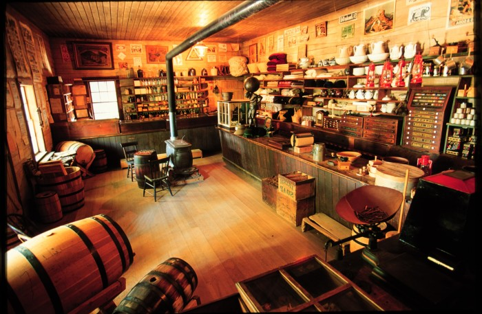 4. Harkin Store, North of New Ulm