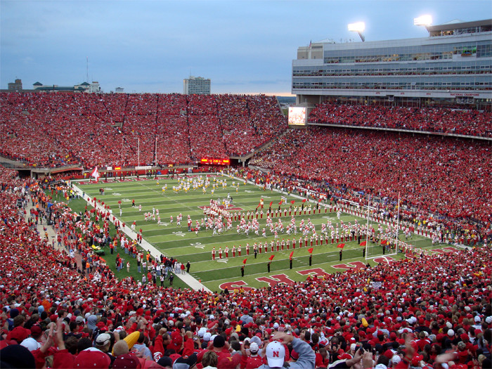 You've planned big events (like weddings or family reunions) around important Husker games.