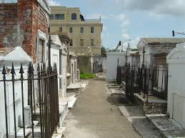 5) St. Louis Cemetery No.1 – Easy Rider
