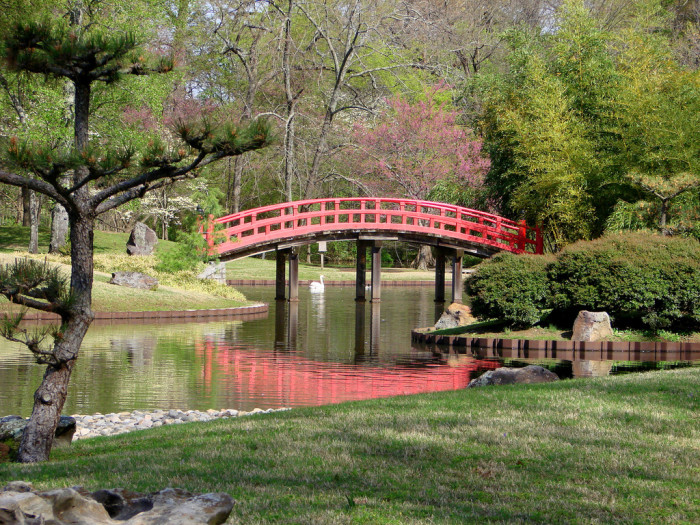 Bon Here Are The 5 Most Beautiful Gardens Youu0027ll Ever See In Tennessee