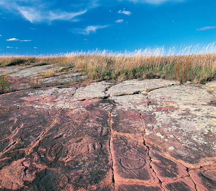 2. Jeffers Petroglyphs is a site with over 4000 Native American petroglyphs! The earliest carvings are an estimated 7000 to 9000 years old.