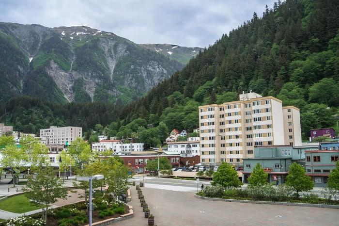 1) Juneau