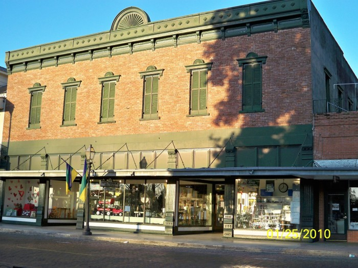 6) Kaffie-Frederick General Mercantile, Natchitoches