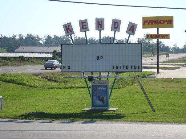 2. Kenda Drive-In