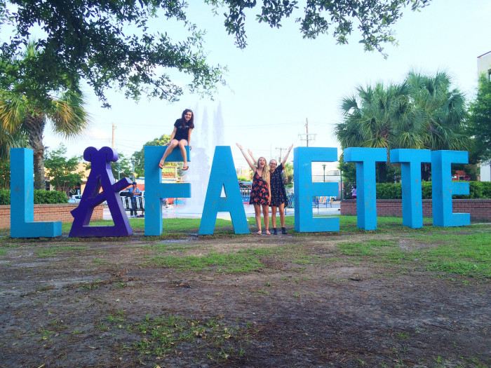 Best Overall City –Lafayette