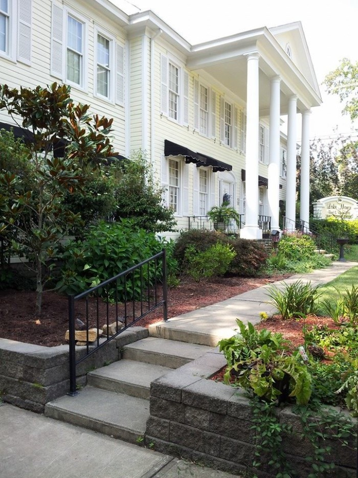 12. The Lake Manor Bed & Breakfast and Conference Center in Morgantown