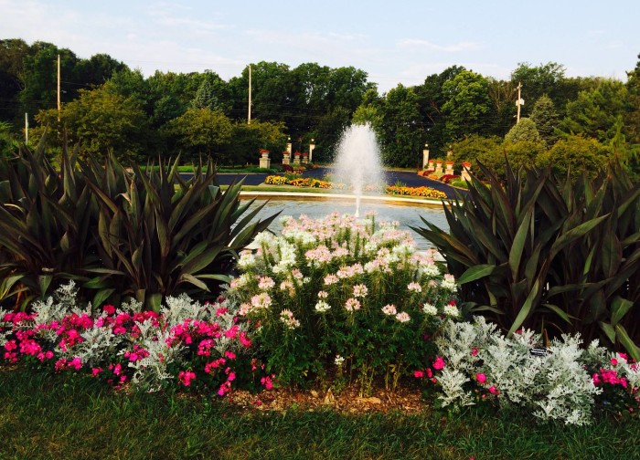 Here Are The 11 Most Beautiful Gardens Youu0027ll Ever See In Michigan