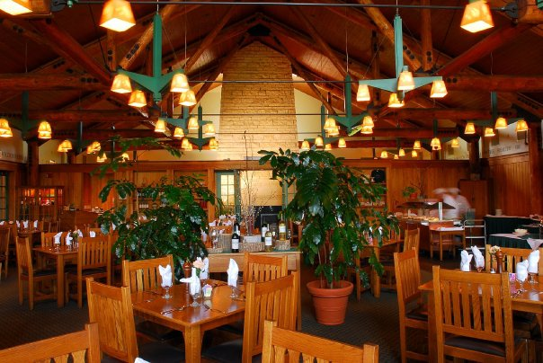 Lied Lodge Arbor Day Farm Nebraska Timber Dining Room