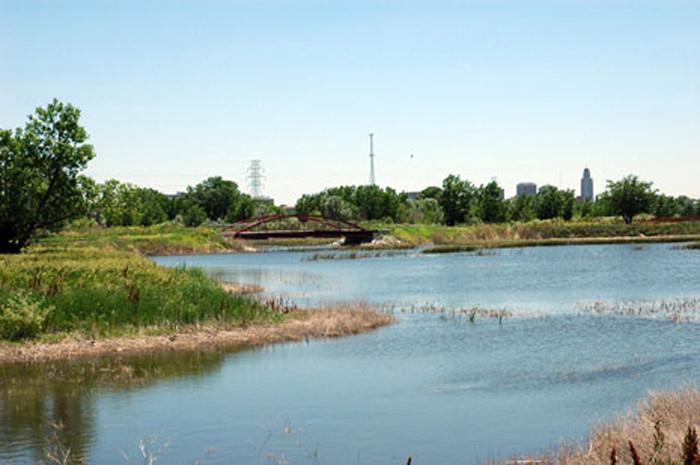 lincoln saline wetlands
