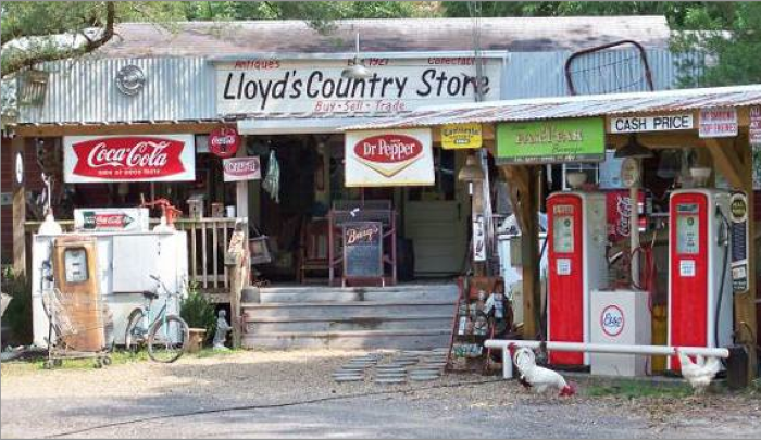 1) Lloyd's Country Store, Westlake