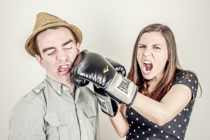 4. You do not have to win every disagreement