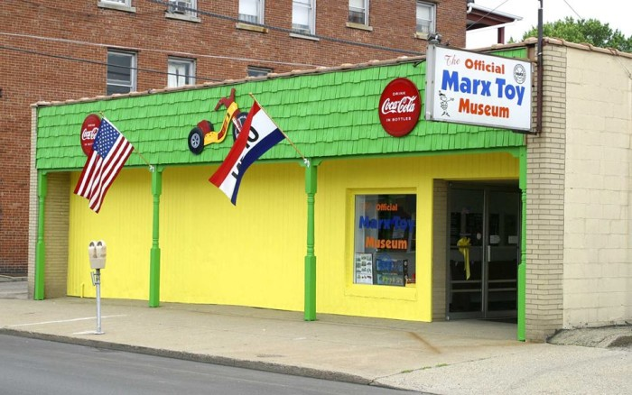 marx toy museum
