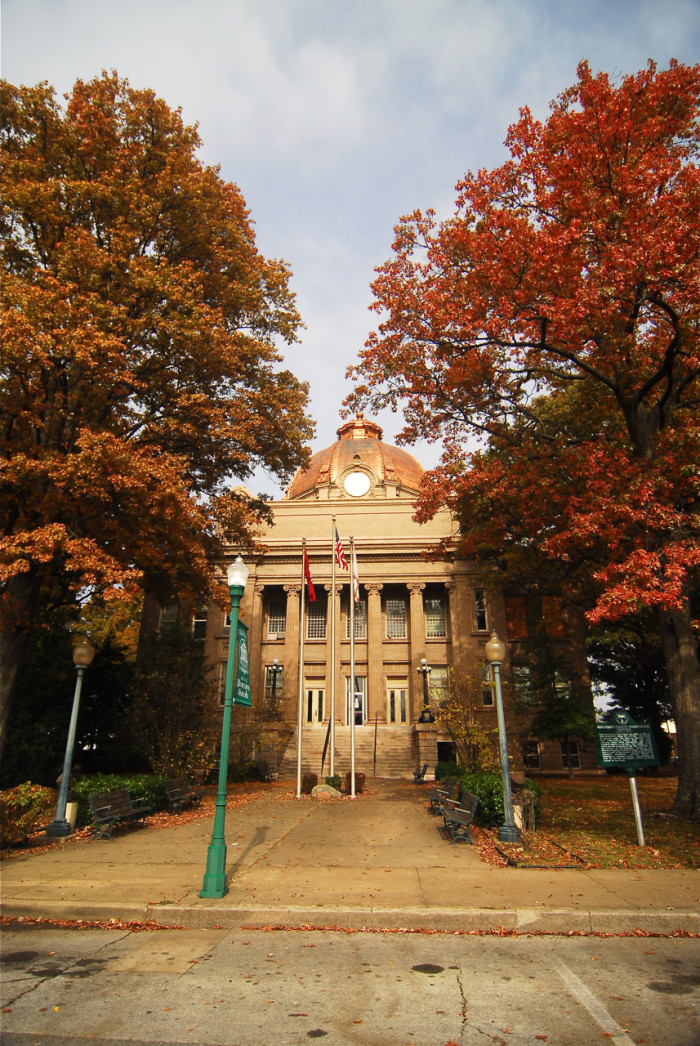 11. Mississippi County Courthouse