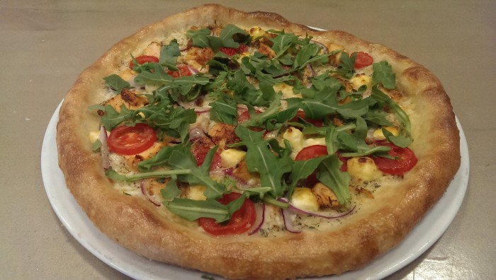 MoMo Pizzeria, Lincoln