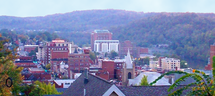 7. Monongalia County is the seventh richest county in West Virginia.