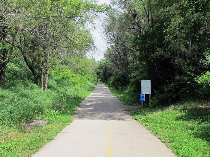 MoPac Trail, Lincoln and surrounding areas