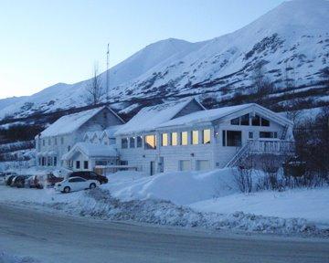 1) Motherlode Lodge