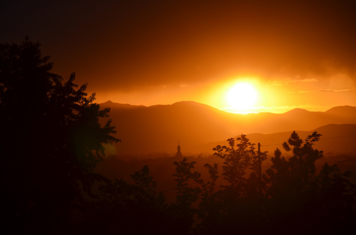 1) Mount Timpanogos