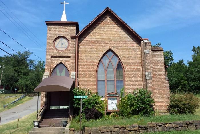 9. Mount Olive United Methodist Church