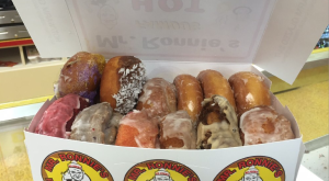 9 Amazing Places To Eat Donuts In Louisiana