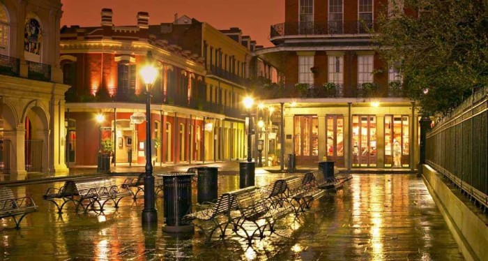 6) Muriel's Jackson Square, New Orleans
