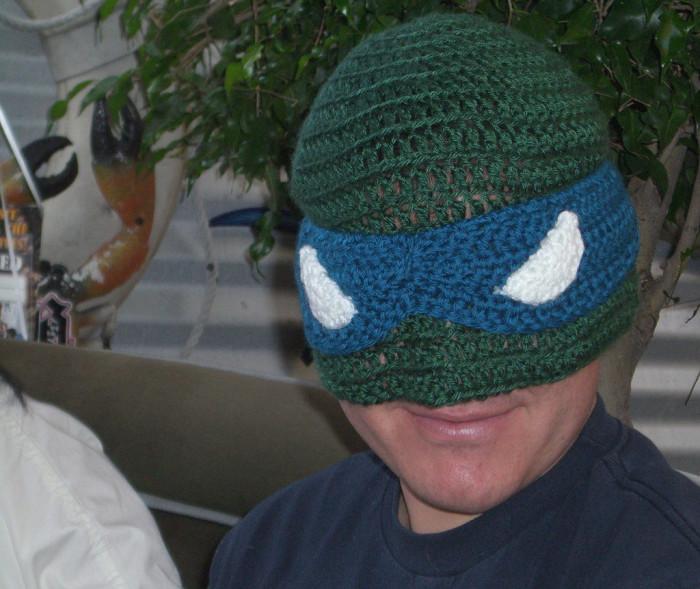 3) Teenage Mutant Ninja Turtle
